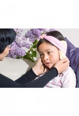 Ohrenwickelset Kinder